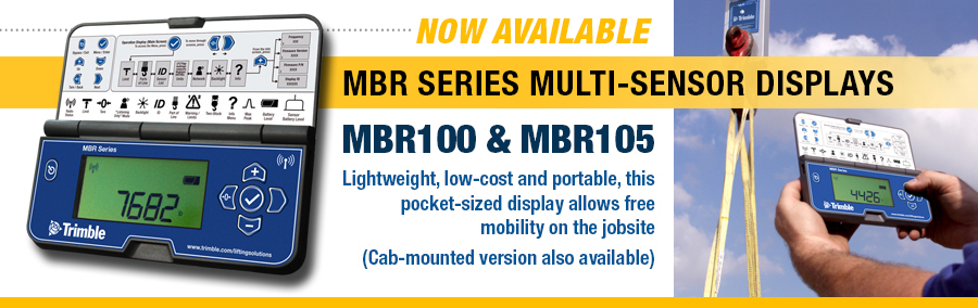The MBR Series Displays